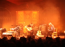 Lau: Live @ Union Chapel, London
